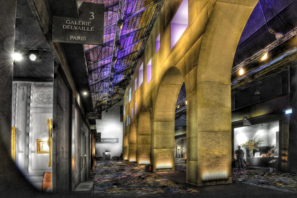 van der Veen verlichting Brafa Brussel 02 - PPFoto - Professionele ...