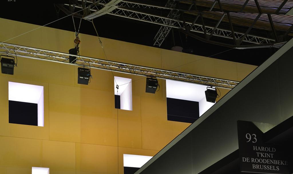 van der Veen verlichting Brafa Brussel 04 - PPFoto - Professionele ...